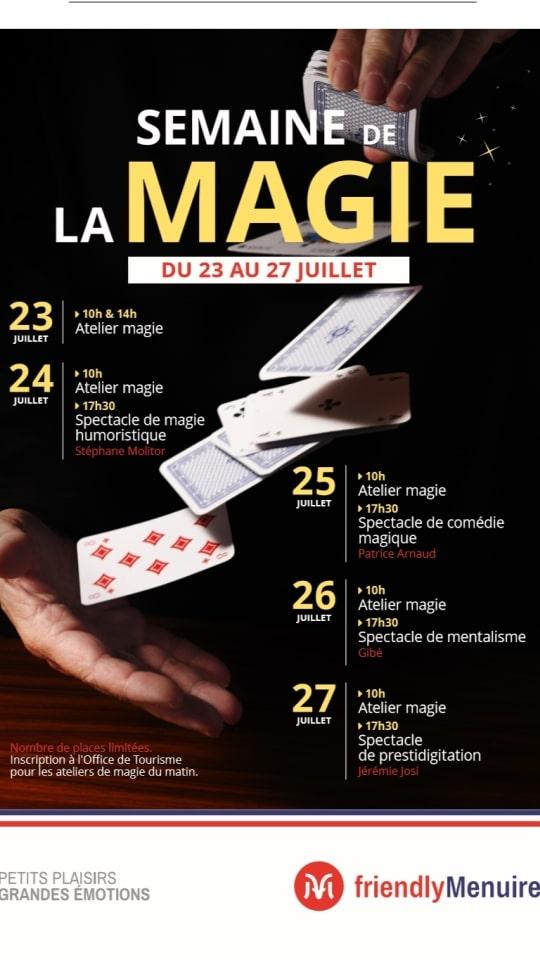 Jérémie Josi Magicien Toulon Spectacle de magie